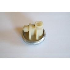 Diaphragm regulator for the pump