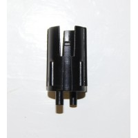Steam tap connector
