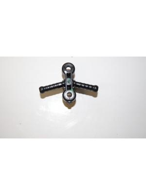 Boiler hose-end fitting