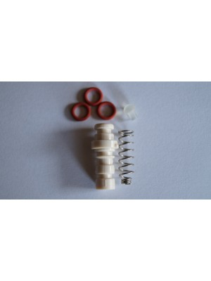Valve pin set
