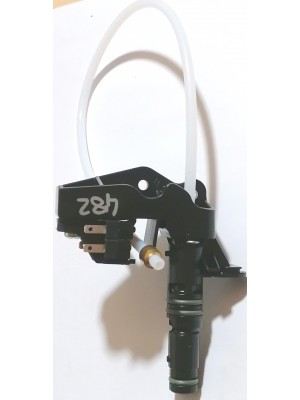 Interconnection, including seals and micro switches