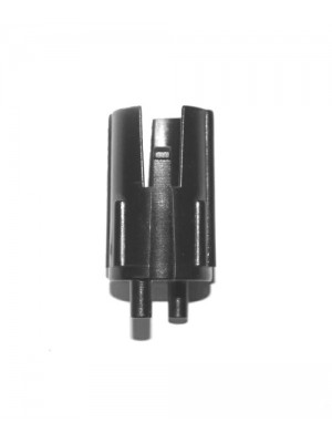Steam tap connector