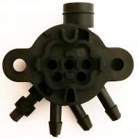Body of valve