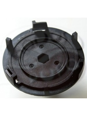 Support below for Saeco ceramic grinder