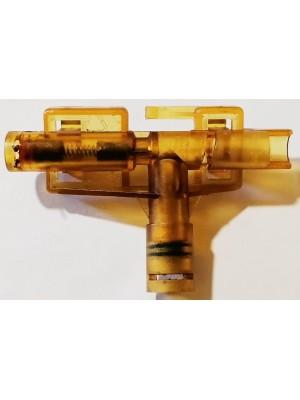 Water, steam valve