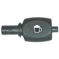 Milk hose connector