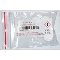 Coffee machines cleaning tablets